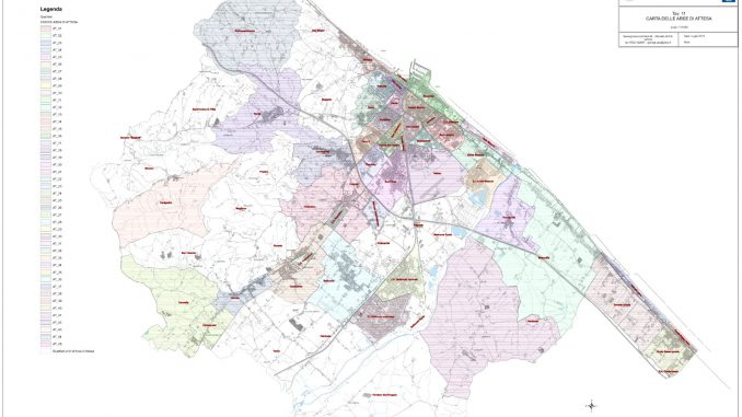 Comune di Fano: Presentato il nuovo Piano Comunale di Emergenza